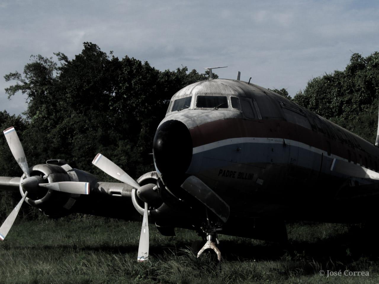 Cuando los aviones no  vuelan más (parte 2)