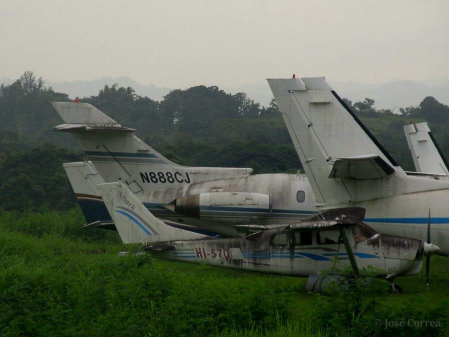 Cuando los aviones no vuelan más (parte 1)