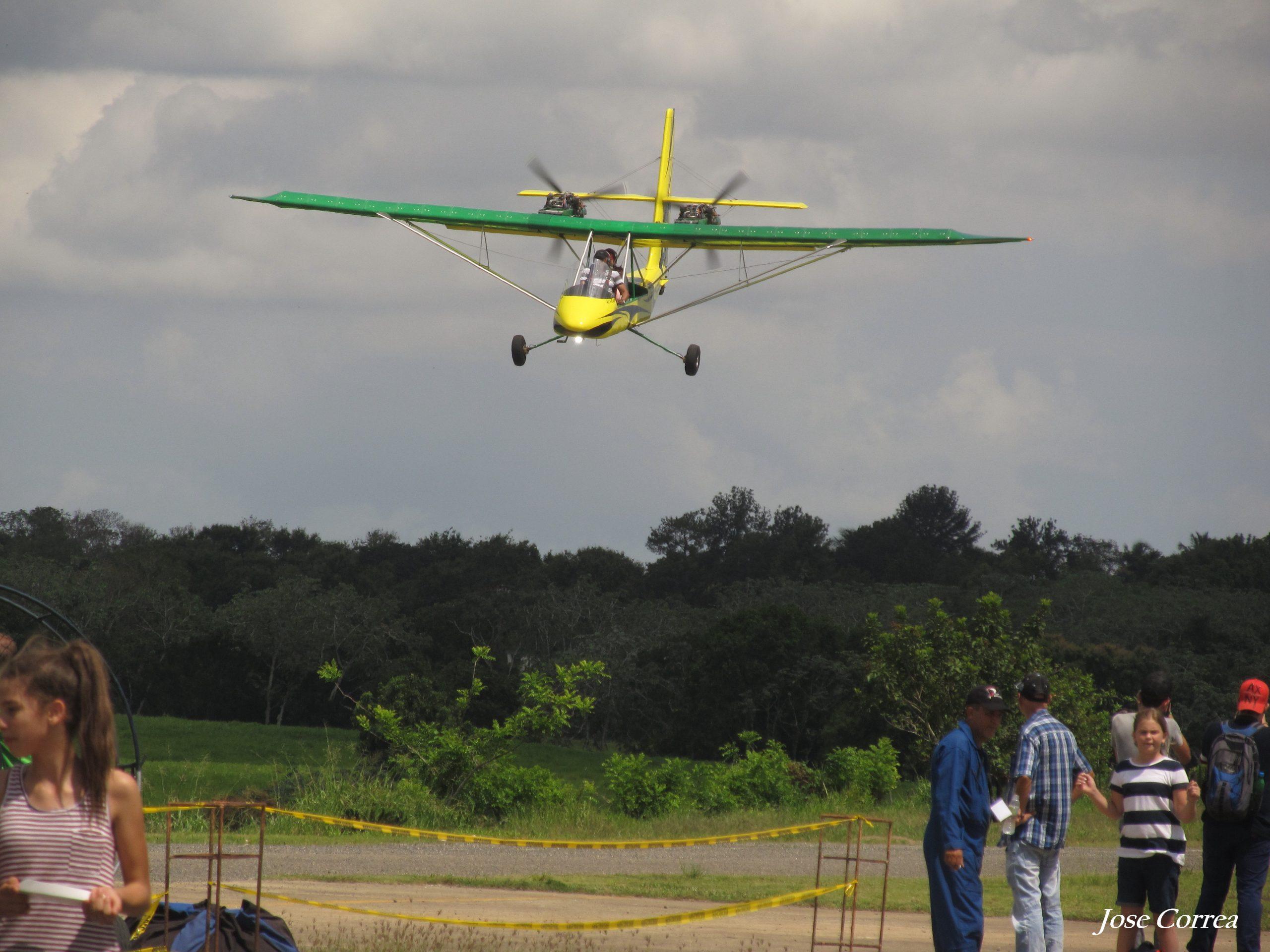 Club Ultraligeros del Caribe, el nuevo integrante de la aviación dominicana