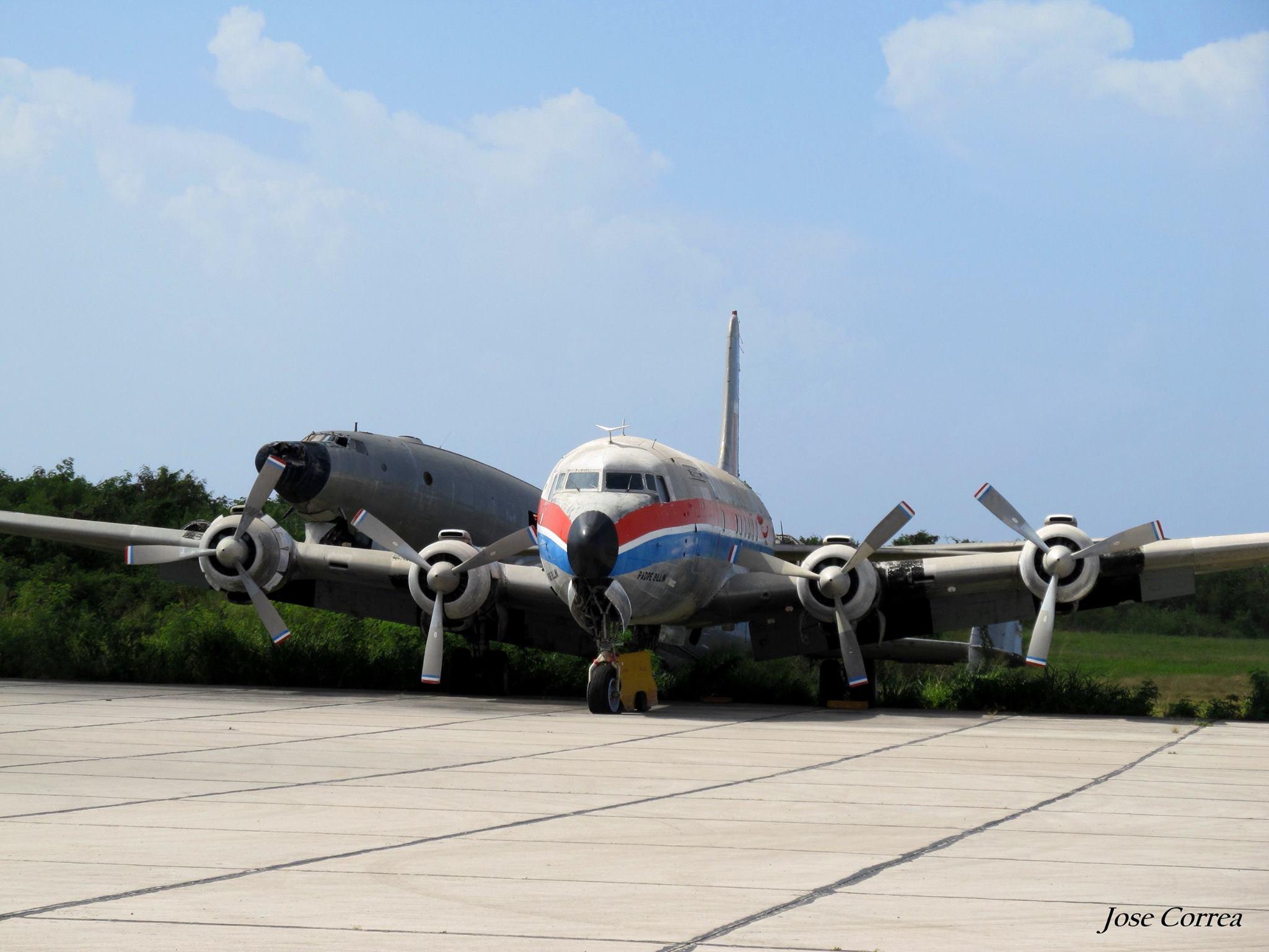 9 aeronaves que forman parte de la historia de RD
