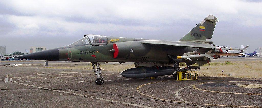 El conflicto del Cenepa desde la cabina de un Mirage F-1