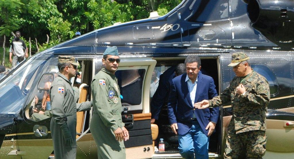 FAD 01: historia de la flota aérea presidencial dominicana