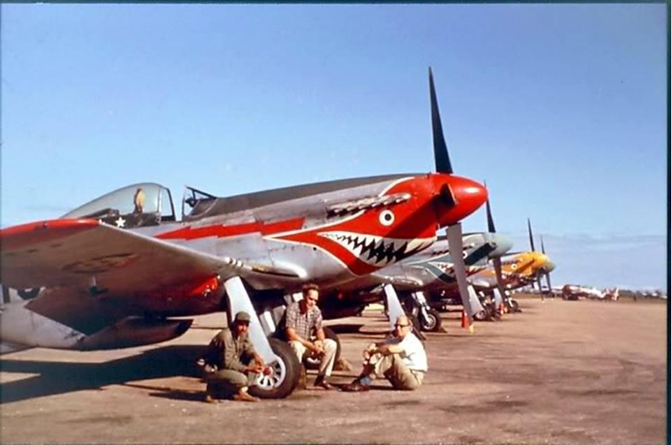 Conoce la historia de los P-51 Mustang dominicanos