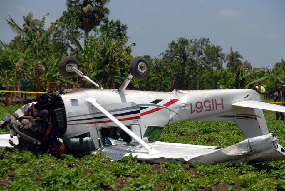 La bruja anda suelta: accidentes aéreos en República Dominicana