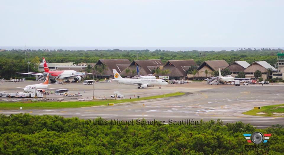 La aviación dominicana y su desarrollo en el año 2016