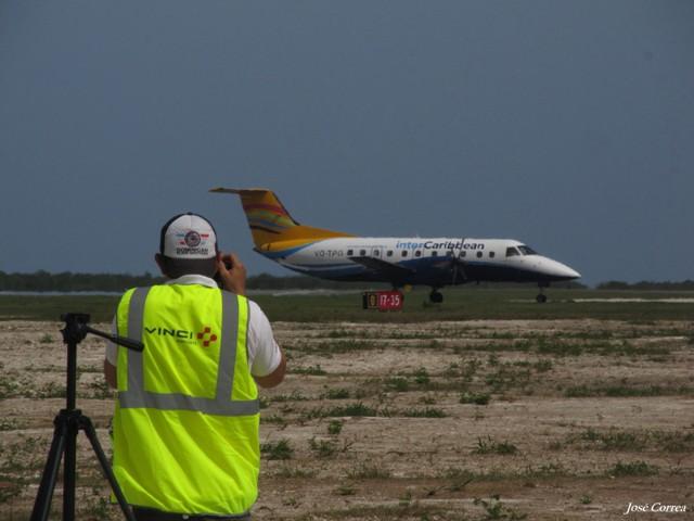 A tomar fotos: Spotter day en el aeropuerto Las Américas