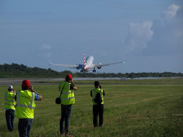 Vinci airports spotter day: un evento para recordar