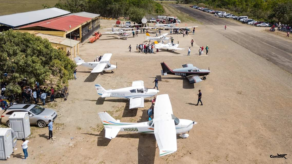 Fly Inn Angelina 2019: Recordando a Peralta