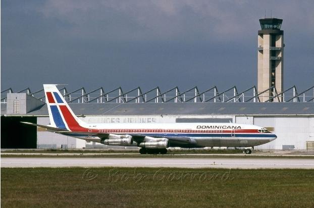 Ícono de los cielos: El Boeing 707 y su paso por la aviación dominicana
