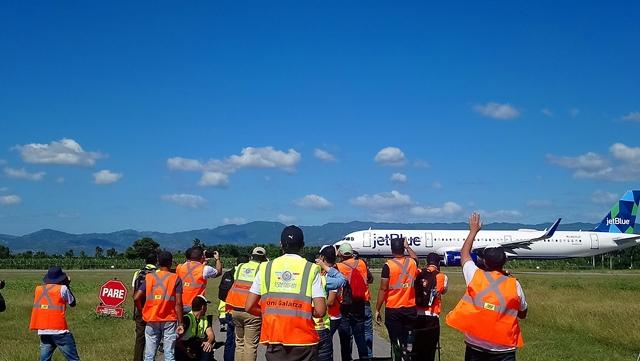 Nos fuimos al norte: Spotter Day en el Aeropuerto Internacional del Cibao