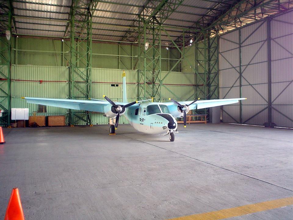 El avión de Ramfis Trujillo y su historia poco conocida
