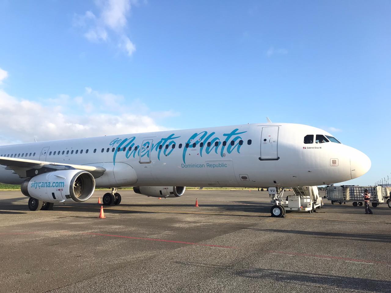 Así estuvo la aviación dominicana durante el 2020