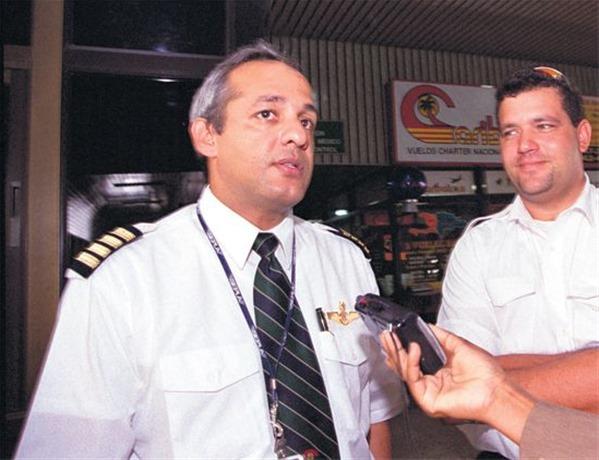 """El Aviador"": entrevista a Pedro Domínguez, ex presidente de la Asociación Nacional de Pilotos"