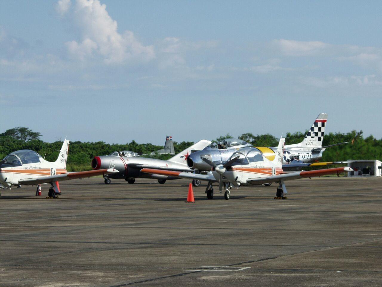 Toneles y loops II: Shows Aéreos del Caribe (1ra parte)