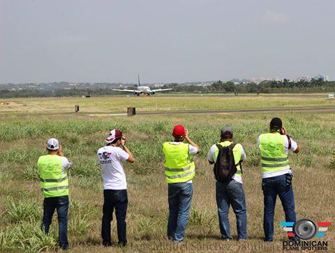 Dominican Plane Spotters: primer grupo de spotters en RD