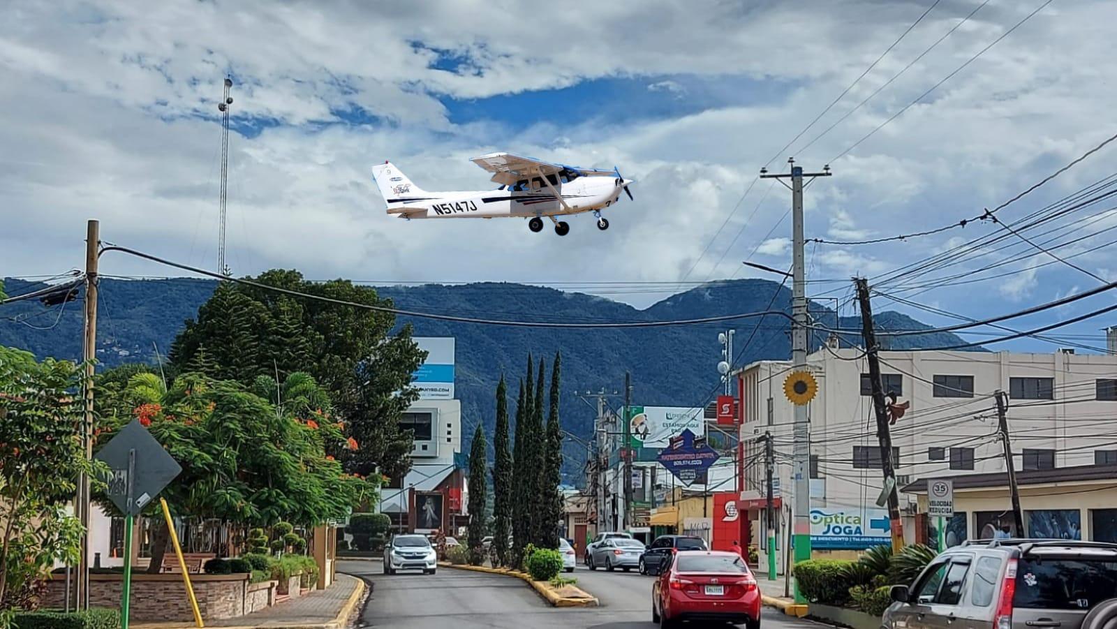 """¿Habías escuchado acerca del """"campo de aviación"""" en Jarabacoa?"""